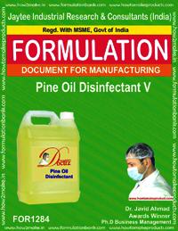 Pine oil disinfectant type 4