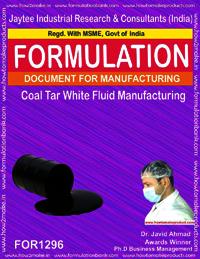 Coal Tar based white disinfectant