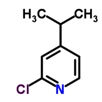 2 chloro isopropyl pyridine