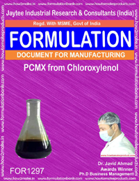 Disinfectant Formulation