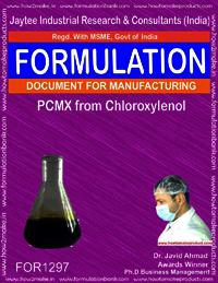 PCMX from Chloroxynonol