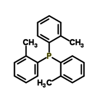 Tris ortho phenyl phosphine