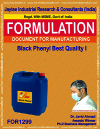 Best black Phenyl formulation