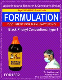 Black Phenyl Conventional Type 1