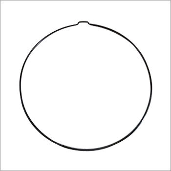 Black Wheel Cover Ring