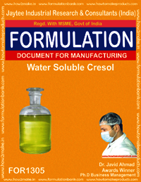 Water Soluble Cresol