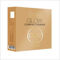 Glow Compact Powder GS - 2 Pearl Shadow - 10gm