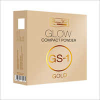 Glow Compact Powder GS - 1 Gold Shadow - 10gm