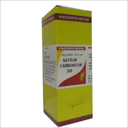 Natrum Carbonicum 200