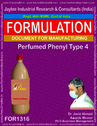 Perfumed Phenyl Type 4