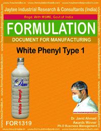 White Phenyl Type 1