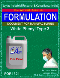 White Phenyl Type 3