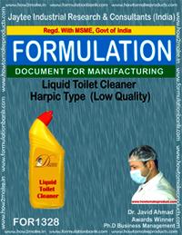 Liquid Toilet Cleaner Harpic Type (Low Quality)