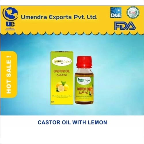 CASTOR OIL WITH LEMON