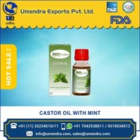 CASTOR OIL WITH MINT