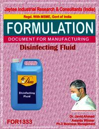 Disinfectant Fluid