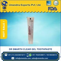 DR SMARTH CLEAR GEL TOOTHPASTE 0.6 oz
