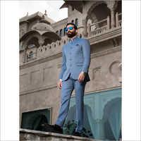 Sky Blue Suit