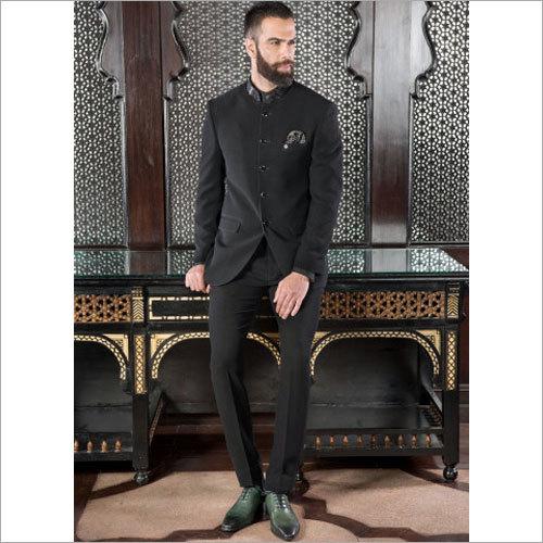 Mens Collared Suit