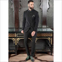 Mens Collared Suit