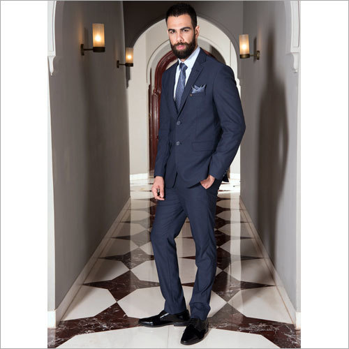 Double Bottom Formal Suit