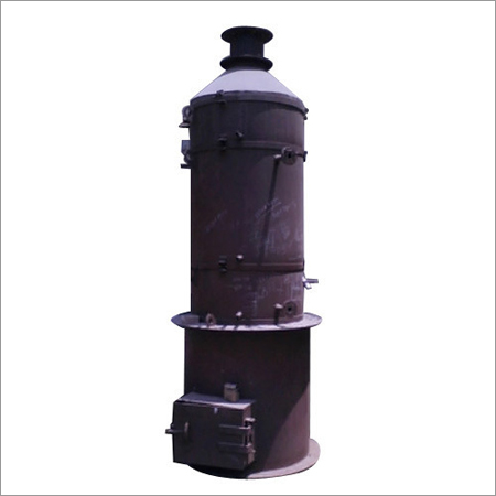 Vertical Solid Fuel Fired Steam Boiler