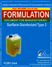 Surface Disinfectant Type 2