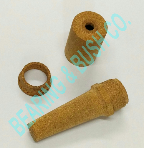 Sintered Self Lubricated Bushes - Parts
