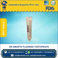 4DR SMARTH FLUORIDE TOOTHPASTE  5 oz