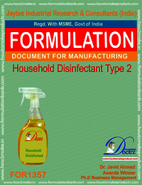 Household Disinfectant TYPE 2