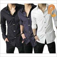 Men's Casual Shirts fabric