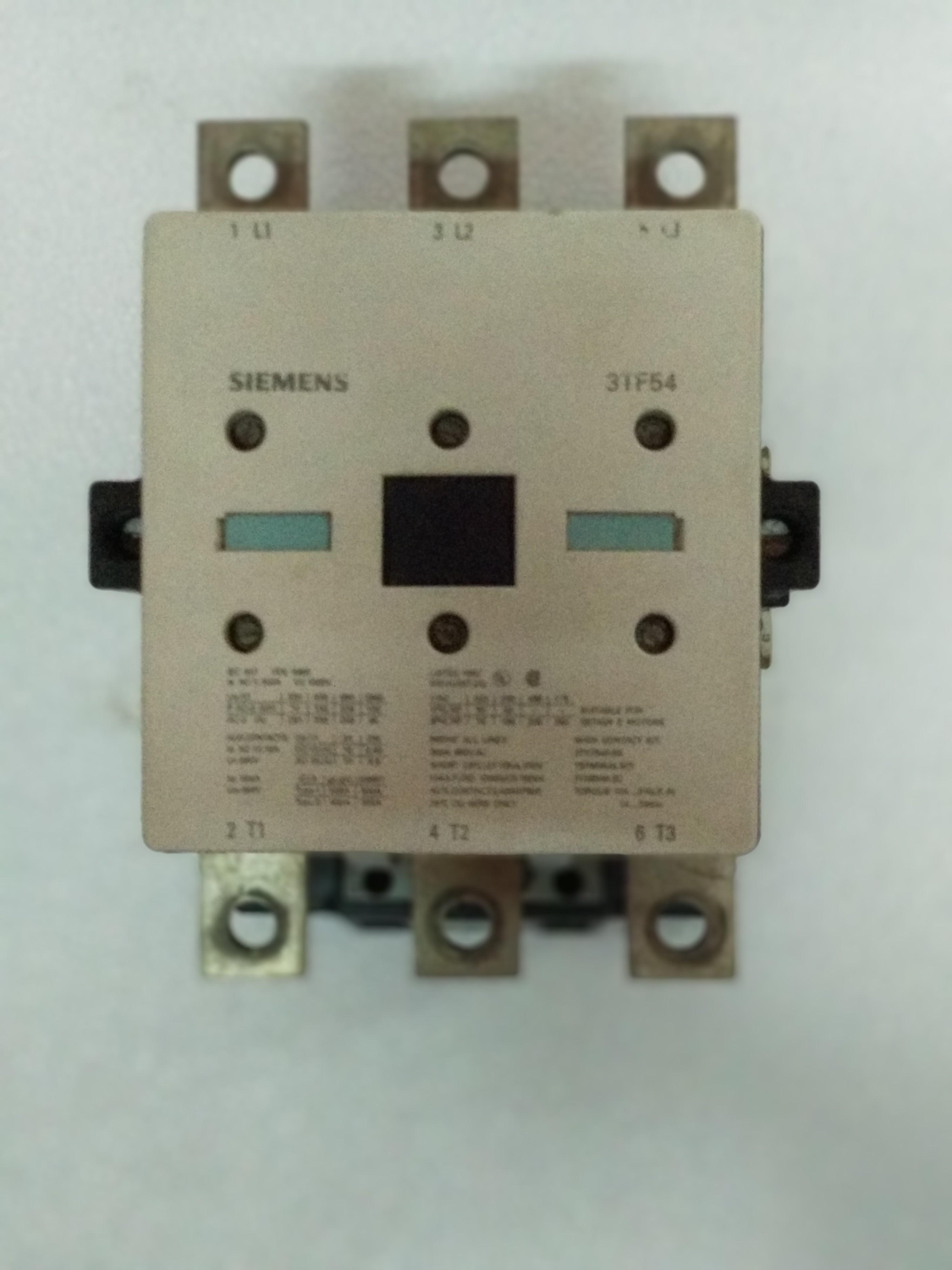 Siemens Contactor 3 TF Series