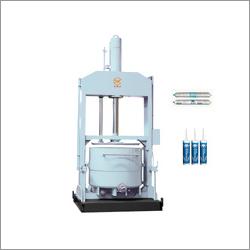 Construction Adhesive Vacuum Hydraulic Pressing Machine