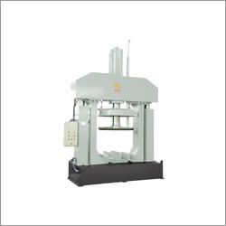 Sealant Hydraulic Discharge Extruder Machine