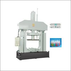 Gum Sealant Vacuum Hydraulic Drum Press Machine