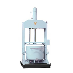Heavy Duty Vacuum Hydraulic Discharge Extruder Machine
