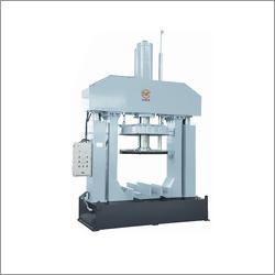 Hydraulic Discharge Extruder
