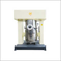Silicone Sealant Dispersion Power Mixer Machine