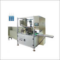 Rubber Sealant Automatic Cartridge Packing Machine