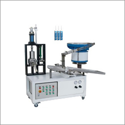 Sealant Semi Auto Cartridge Filling Machine