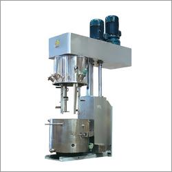 Silicona Sealant Planetary Power Vacuum Mixer Machinery
