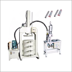 Vacuum High Performence Discharge Extruder