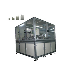 Automatic Lithium Battery Plate Stacking Machine