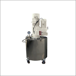 High Speed Dispersing Homogenizer for Lithium Battery
