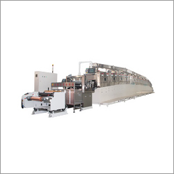 Lithium Battery Vertical Type Double Coating Machine