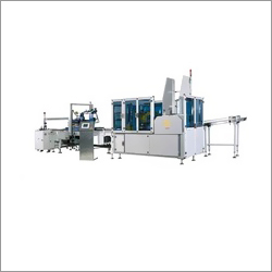 Cartridge Type Automatic Box Packing Machine