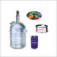 Chemical Reaction Kettle-Tank For PU Foam Heating Jacket