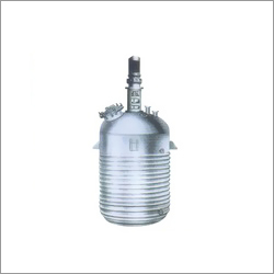 Stainless Steel Chemical Batch Reactor Capacity: 5000-50000 Liter (L)