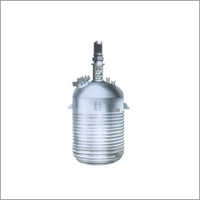 Stainless Steel Chemical Batch Reactor