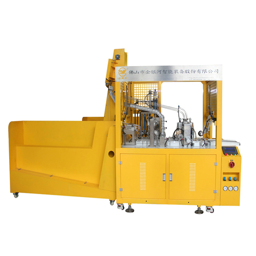 Automatic Cartridge Filling Machine